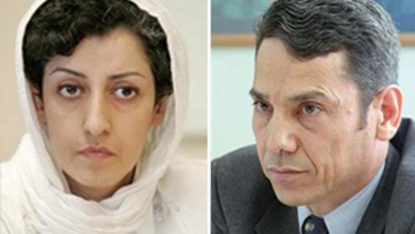 عبدالفتاح سلطانی و نرگس محمدی در بیانیهای مشترک:سلول انفرادی شکنجه و اعتراف تحت فشار فاقد اعتبار است