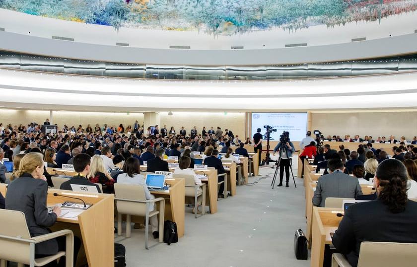 محکومیت نقض حقوق بشر در ایران از سوی ۴۷ کشو