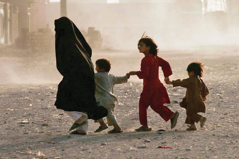 تاوان سنگین زیادهخواهیهای غرب در افغانستان