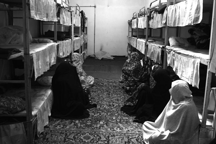 نامه ۲۰۰ زندانی زن درباره وضعیت اسفبار زندان قرچک