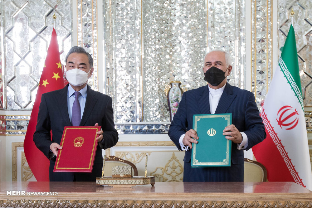 قرارداد حکومت با چین با منافع ملی ایران در تضاد است