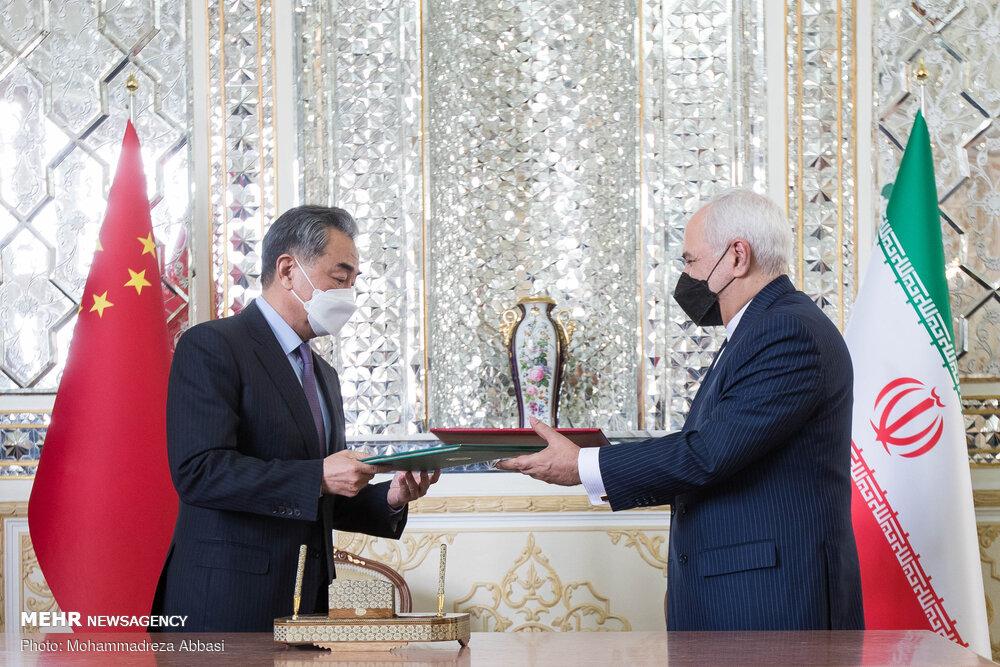 کندوکاو در سند همکاری ایران و چین