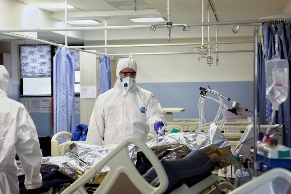 رکورد تازه تلفات کرونا: مرگ ۷۰۹ نفر طی ۲۴ ساعت