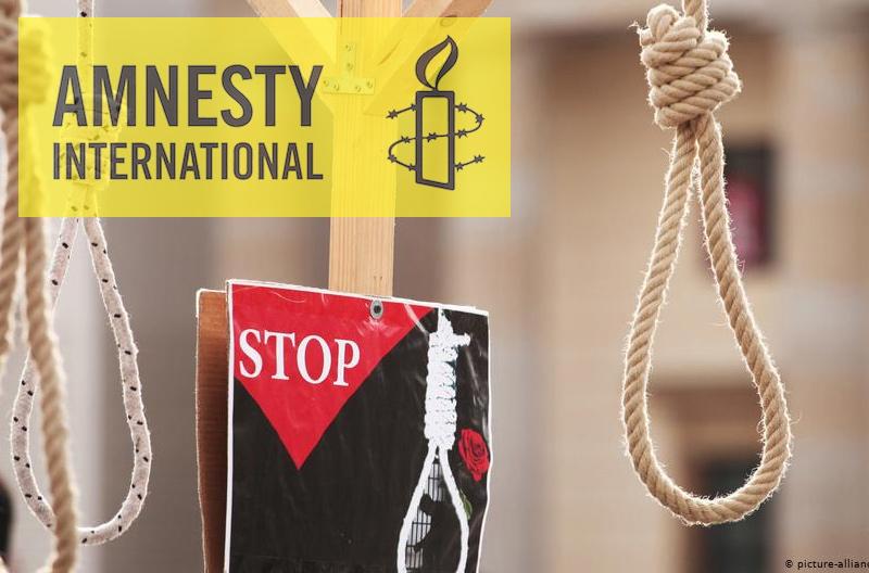 فراخوان عفو بینالملل برای اقدام فوری:دو زندانی بلوچ در ایران در معرض خطر اعدام