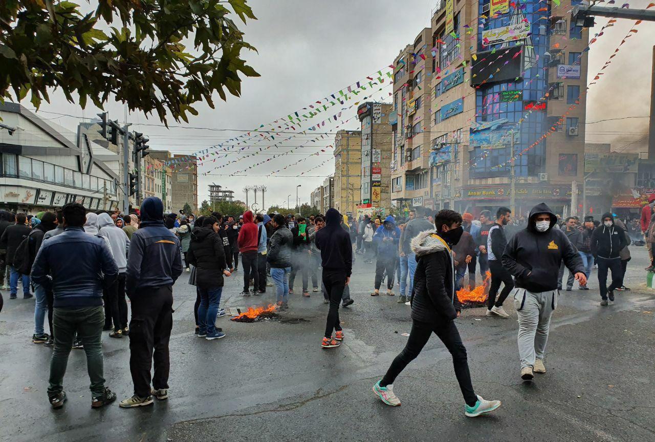 """درخواست """"اقدام فوری"""" در مورد کشتار معترضان در ایران"""