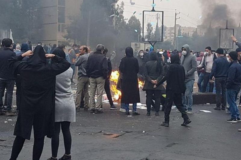 گزارش کشتار وسیع معترضان در آبان ۱۳۹۸