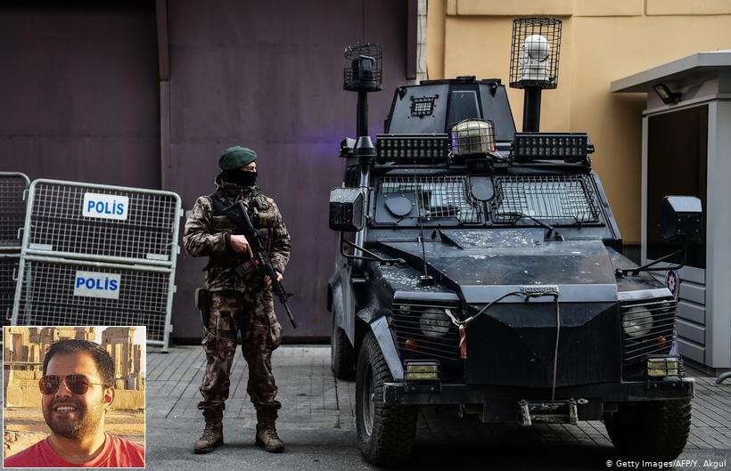 چه کسی مسعود مولوی را در ترکیه ترور کرد؟