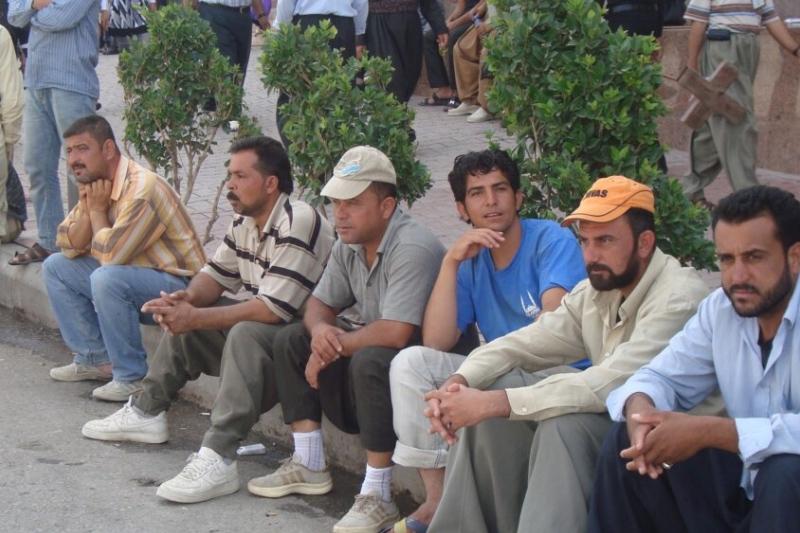 کارگران ایرانی در سلیمانیه و اربیل چطور روزگار میگذرانند؟