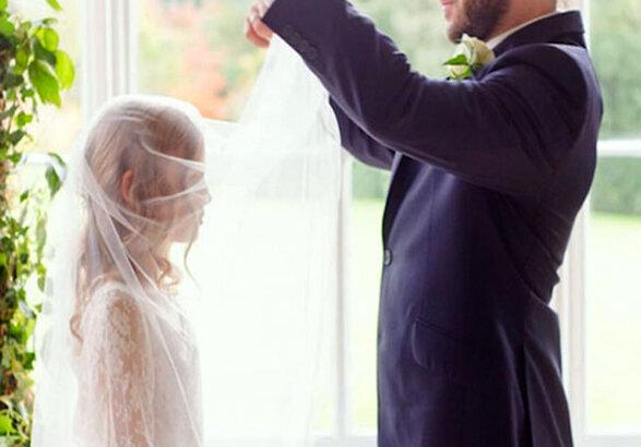 رشد ۲۳ درصدی ازدواج دختران ۱۰ تا ۱۴ ساله