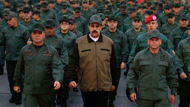 جوخههای مرگ نیکولاس مادورو برای کشتار مخالفان