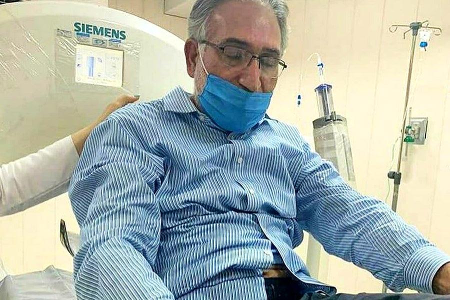 مقامات ایران به بازی با جان محمد نوریزاد پایان دهند