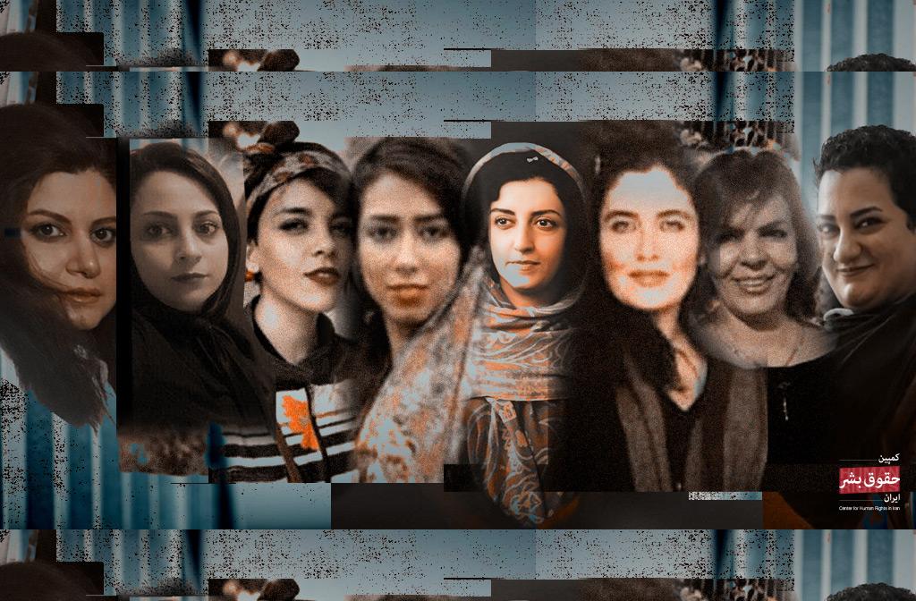 دامه تحصن ۸ زندانی سیاسی زن؛ قطع تلفنها و ملاقاتها