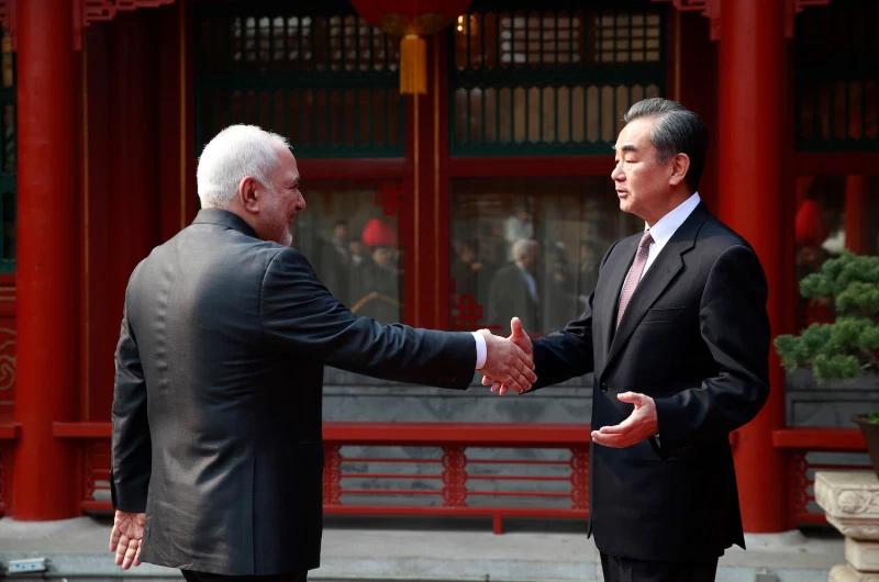 بازی بزرگ چین در ایران