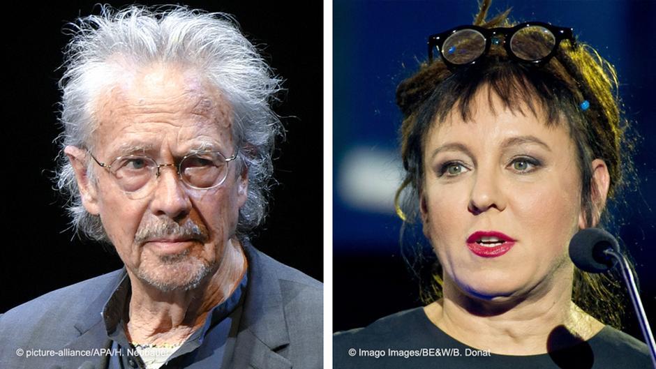 نوبل ادبیات به یک اتریشی و یک لهستانی رسید