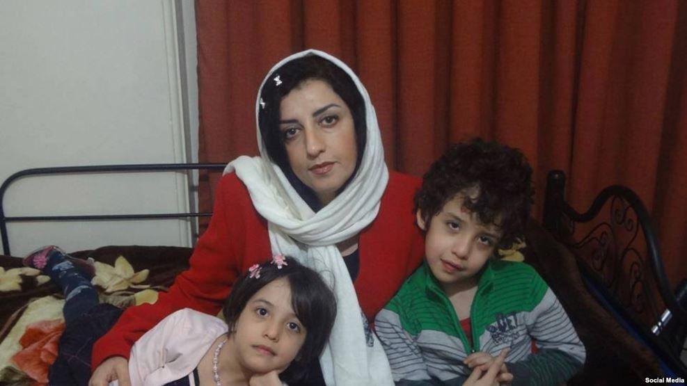 Image result for درخواست نماینده تهران از رئیس قوه قضاییه برای اعمال اعاده دادرسی در حکم نرگس محمدی