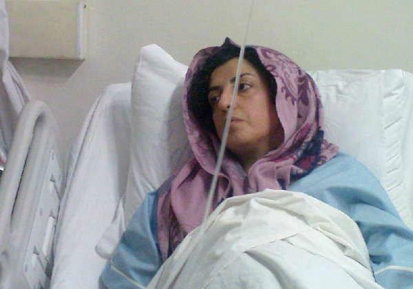 هفته دوم اعتصاب خوراک نرگس محمدی